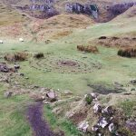 Fairy Glen stone circle, Isle of Skye