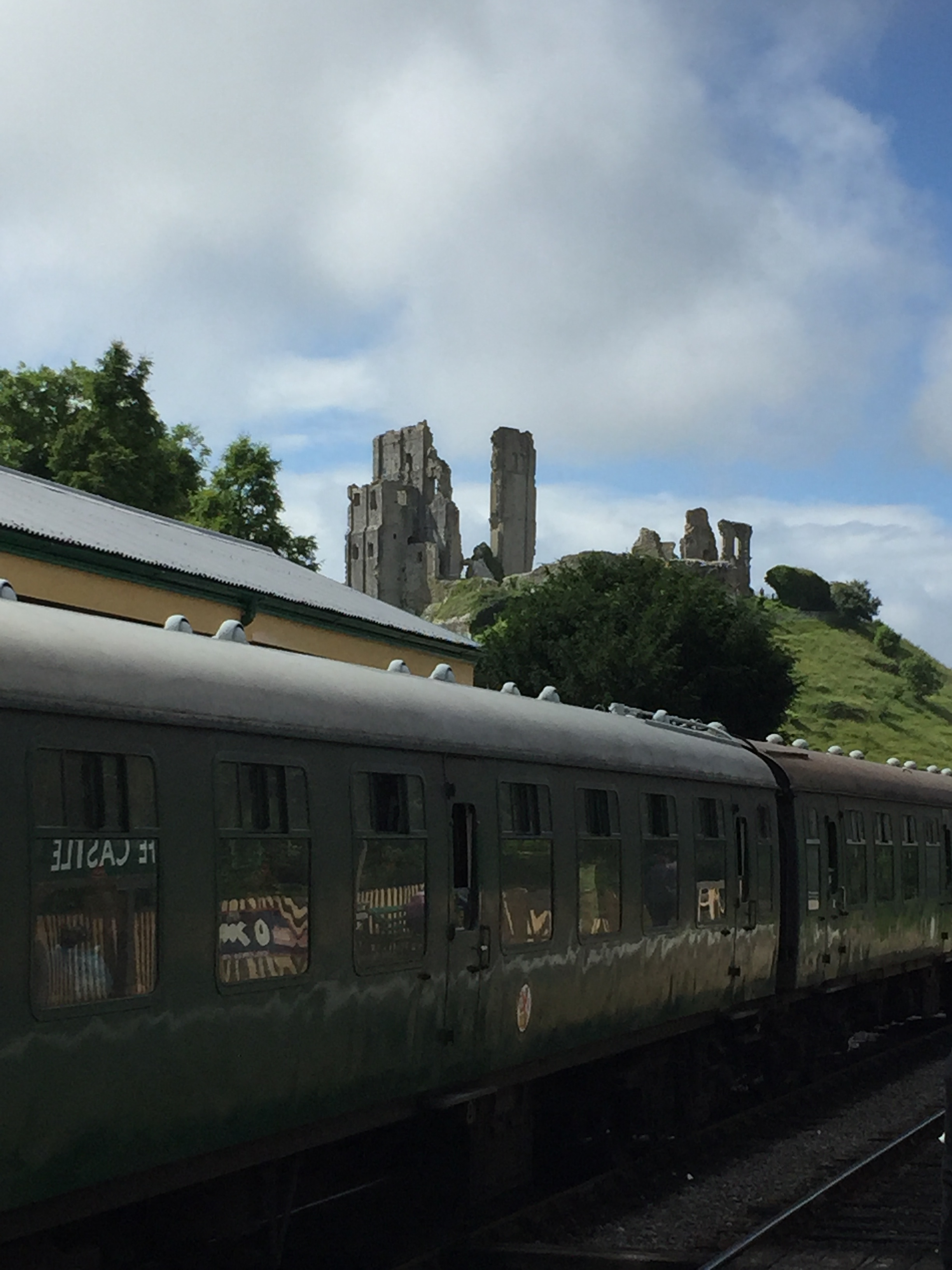 Beautiful Corfe. Have you been?